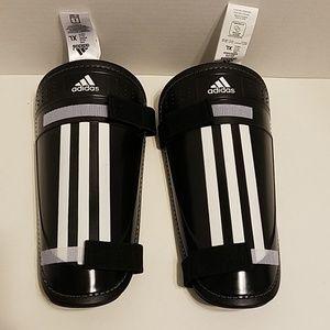Adidas XL size soccer shinguards